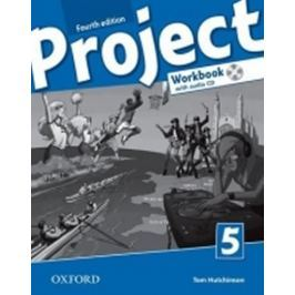 Hutchinson Tom: Project Fourth Edition 5 Workbook with Audio CD (International English Version)