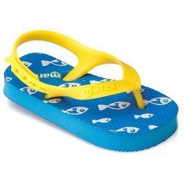 Mares Sandálky dětské TIDDLER - modré, Mares