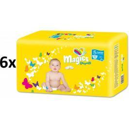 Magics Easysoft Junior (11-25kg) Megapack - 252ks
