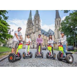 Poukaz Allegria - jízda na segway v Olomouci pro dva Olomouc