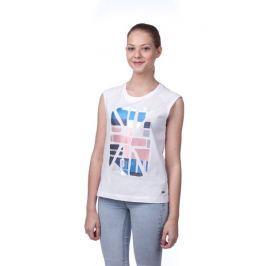Pepe Jeans dámské tričko Nina S bílá