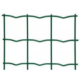 Zahradní síť HEAVY poplastovaná Zn+PVC - výška 100 cm, role 25 m