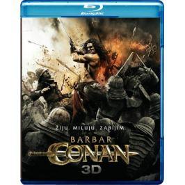 Barbar Conan (verze 2D + 3D)   - Blu-Ray