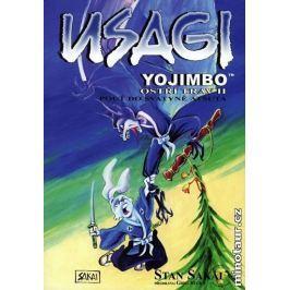 Sakai Stan: Usagi Yojimbo - Ostří trav 2 – pouť do svatyně Atsuta