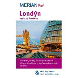 Carstensen Heidede: Merian - Londýn krok za krokem