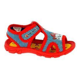 Disney by Arnetta chlapecké sandály Paw Patrol 21 modrá