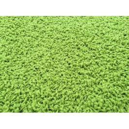Kusový koberec Color Shaggy zelený, průměr 200 cm