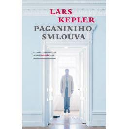 Kepler Lars: Paganiniho smlouva - brož.