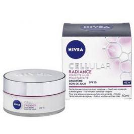 Nivea Denní krém SPF 15 Cellular Radiance (Skin Perfection Day Cream) 50 ml