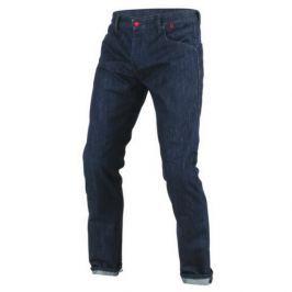 Dainese kalhoty - jeans STROKEVILLE SLIM/REGULAR vel.30, denim/kevlar