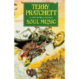Pratchett Terry: Soul Music : (Discworld Novel 16)