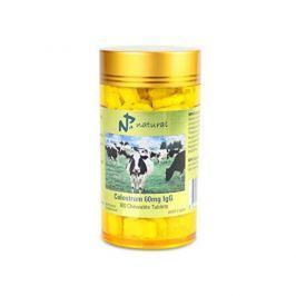 Australian Remedy Colostrum 60mg IgG 100 žvýkacích tablet