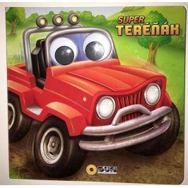 Super teréňák - Okatá knížka