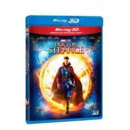 Doctor Strange  3D+2D (2 disky)   - Blu-ray