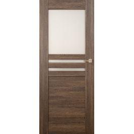 VASCO DOORS Interiérové dveře MADERA kombinované, model 5, Dub skandinávský, B