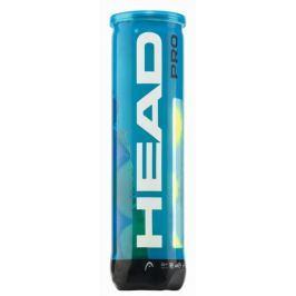 Head Pro (4 míče v tubě)