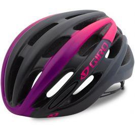 Giro Saga Mat Bright Pink/Black S (51-55 cm)