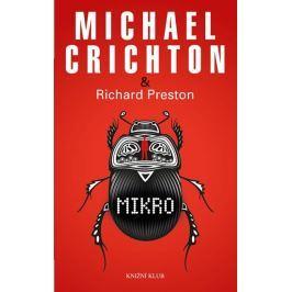 Crichton Michael, Preston Richard,: Mikro