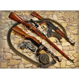 Poukaz Allegria - armádní zbraně SSSR