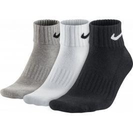 Nike Cushion Quarter Training Sock (3 Pair) M