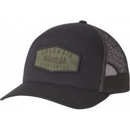 Columbia Trail Evolution Snap Back Hat Shark Hex Patch O/S