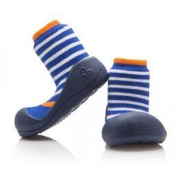 Attipas Chlapecké botičky Ringle Navy 20 modrá