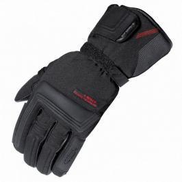Held rukavice POLAR 2 černé vel.8 textil/kůže (Hipora, Thinsulate)