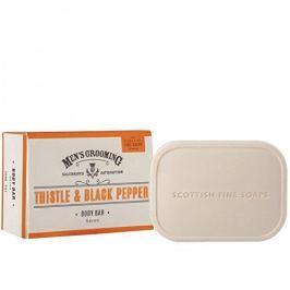 Scottish Fine Soap Pánské mýdlo Černý pepř a ostropestřec 200 g