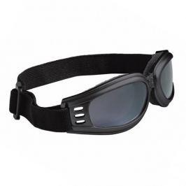 Held motocyklové brýle , zrcadlové, černý rám (skládací)
