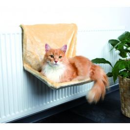 Trixie závěsné lůžko na topení - béžové