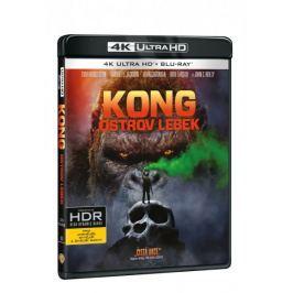 Kong: Ostrov lebek  (2 disky) - Blu-ray + 4K ULTRA HD