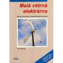 Hallenga Uwe: Malá větrná elektrárna - 2.vyd.