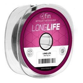 FIN Vlasec Long Life Šedá 100 m 0,28 mm, 14,3 lb