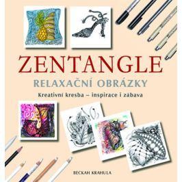 Krahula Beckah: Zentangle - Relaxační obrázky