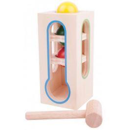 Bigjigs Toys Zatloukačka - věž - II. jakost