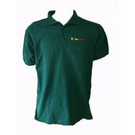 Extra Carp Polo Tričko Dark Green L