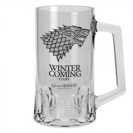Půllitr Game of Thrones - Stark  (0,5 l.)