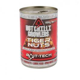 Bait-Tech tygří ořech v nálevu hot growlers tiger nuts 400 g