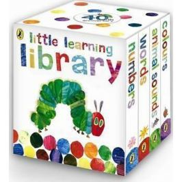 Carle Eric: Little Learning Library: The Very Hungry Caterpillar