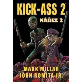Mark Millar, John Romita jr.,: Kick Ass 2 - Nářez 2