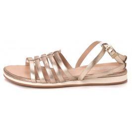 Marc O´Polo dámské sandály 36 zlatá