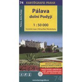 1: 50T (74)-Pálava (turistická mapa)