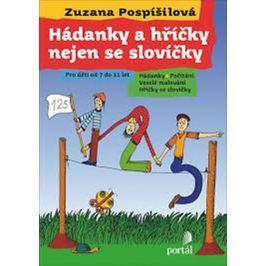 Pospíšilová Zuzana: Hádanky a hříčky nejen se slovíčky