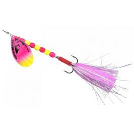 Spro Třpytka Supercharged Weighted Spinners Cotton Candy 14 cm