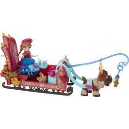 Disney Frozen hrací sada pro malé panenky Anna