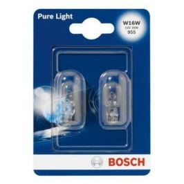 Bosch Žárovka typ W16W, 12V, 16W, Pure Light
