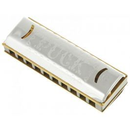 Hohner Puck Foukací harmonika