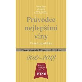 kolektiv autorů: Průvodce nejlepšími víny České republiky 2017-2018