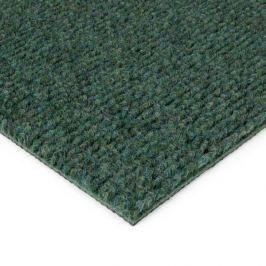 FLOMAT Zelená kobercová vnitřní čistící zóna Catrine - 200 x 200 x 1,35 cm
