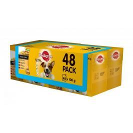 Pedigree kapsičky Adult multipack 4 x 12 pack